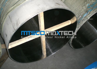 Cina TP304, TP304L Stainless Steel Welded Pipe pemasok