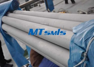 ASTM A312 / ASME SA312 TP316L / 304L Stainless Steel Seamless Pipe Untuk Industri Makanan