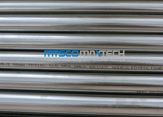 Cina 18SWG TP309S / 310S Stainless Steel Precision Tubing, Tube ASTM A213 Seamless pabrik