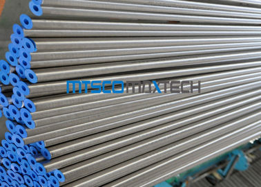 1,4306 / Tabung X2CrNi19-11 Stainless Steel Seamless Dengan terang Annealed Permukaan