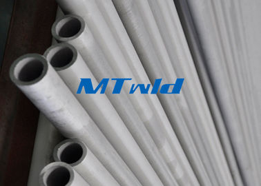 TP316L / S31603 Stainless Steel Welded Pipe, Pipa Weld Double Double Welded