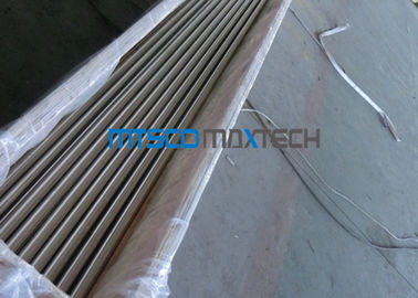 Cina 6mm TP317 Bright Annealed Tube, Pipa Stainless Steel ERW Diameter Kecil pabrik