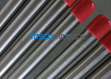 1/4 Inch Sch10s TP316 / 316L terang Annealed Tube, Boiler Seamless Steel Pipe
