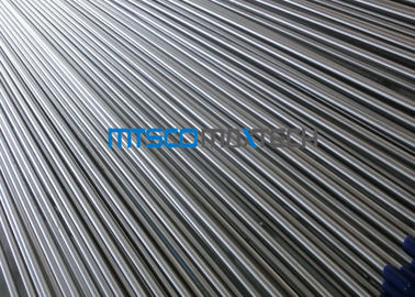 Cina ASTM A213 / ASME SA213 ERW / EFW stainless steel dilas tabung Dengan Permukaan Annealed cerah pabrik