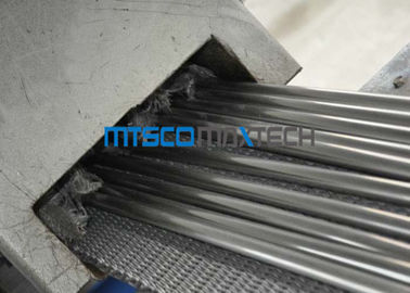 Cina 3/4 Inch Sch40s Tabung Stainless Steel Presisi, Pipa Baja Rolled Baja TP347 / 347H pabrik