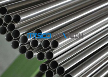 10/12 / 14SWG Precision Seamless Stainless Steel Pipe Dengan Cold Rolled Untuk Industri Medis