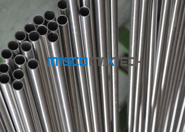 ASTM A269 / A213 Stainless Steel Precision Seamless Pipe Dengan Cold Rolled For Chemical