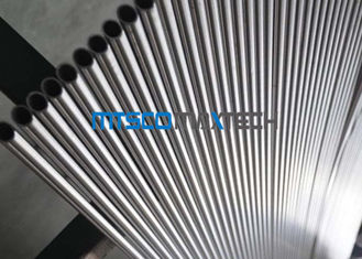 Cina ASTM A269 / ASME SA269 1.4306 / 1.4404 Stainless Steel Sanitary Tubing Dengan Cold Rolled pabrik