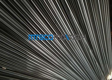 Cina ASTM A213 8 * 1mm S31600 / 31603 Tabung Stainless Steel Presisi Bright Annealed pabrik