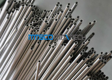 Cina 1.4462 / 1.4410 Seamless Duplex Stainless Steel Pipe Oil / Fluid Cold Drawn Tube pabrik