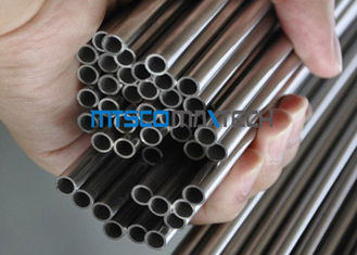 Cina ASTM A213 / A269 Stainless Steel Sanitary Tube untuk Industri Medis pabrik