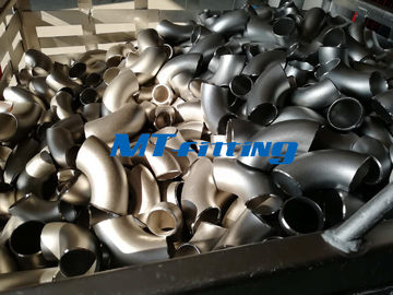 ASTM A403 WP304L / 316L Stainless Steel 90 Gelar Elbow Pipe Fitting