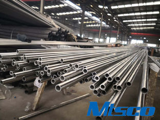 S31600 / S31603 Bright Annealed Stainless Steel Tubing Teknologi Dingin Diambil