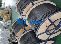 ASTM A269 S30403 / S31603 Stainless Steel Welded Tabung Coiled Tubing Stainless pemasok