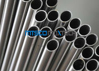 ASTM A269 / ASME SA269 1.4306 / 1.4404 Stainless Steel Sanitary Tubing Dengan Cold Rolled pemasok