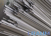 Bright Annealed Alloy G-30 Nikel Alloy Tube Dengan 6m Fixed Length ISO 9001 Approval pemasok