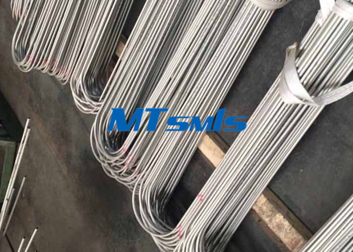 S30403 / S31603 1/4 Inch Heat Exchanger Tube, Stainless Steel U Bend Welded Tube pemasok