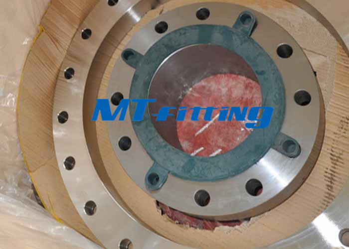 ASTM A182 / ASME SA182 PN250 F316 / 316L Pipa Stainless Steel Fitting Ditempa Slip On Flange pemasok