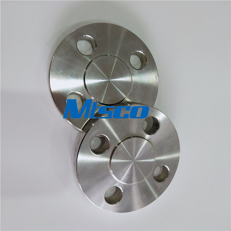 Stainless Steel Pipe Fitting F304L / 316L 150 LB Stainless Steel Blind Flange pemasok