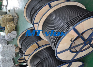 ASTM Stainless Steel Coiled Tubing multi - Inti Seamless Stainless Steel Pipe