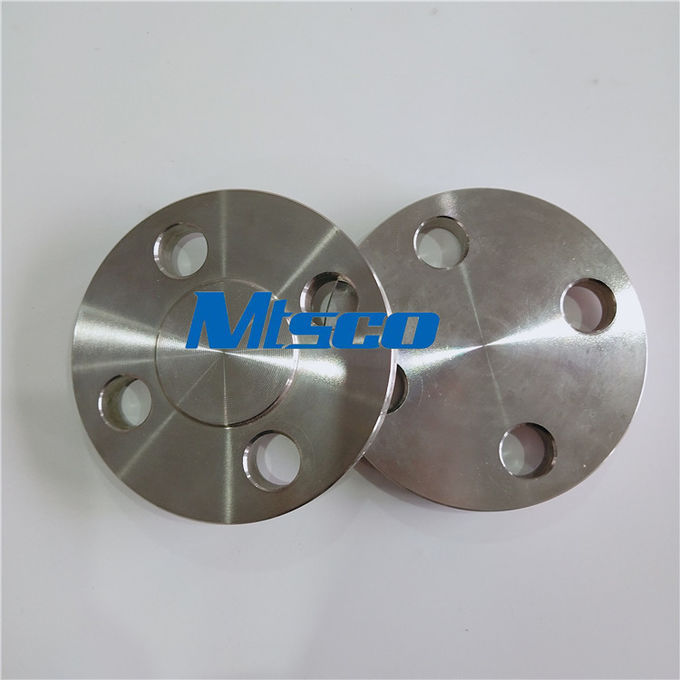 Stainless Steel Pipe Fitting F304L / 316L 150 LB Stainless Steel Blind Flange